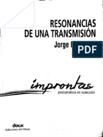 Resonancias de Una Transmision - Fukelman