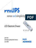 Led Drivr Tipos Philips