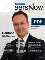 GineersNow HVACR Leaders Magazine Issue 002, Danfoss