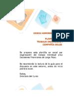 Herramientas Del Curso - Plantilla Excel Fase 4