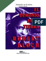 Bloch-El Demonio en La Tierra