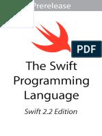 TheSwiftProgrammingLanguage(Swift2.2)
