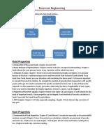 Reservoir Engineering Strategy