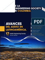 Avances Del Audio en Latinoamerica