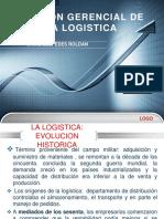 Gestion Gerencial de La Logistica