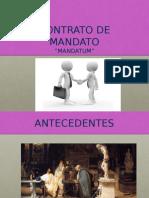 Contrato MandaTo Chile