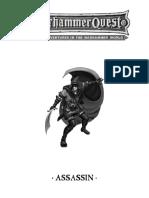 Warhammer Quest - Assassin