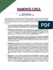 Declaracion Niunamenos Chile