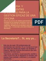 Secretaria y Herramientas Efectivas2