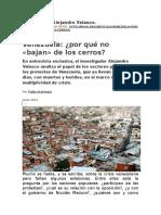 Entrevista a Alejandro Velasco