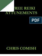 45 Free Reiki Attunements, book excerpt