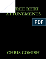 45 Free Reiki Attunements, book excerpt