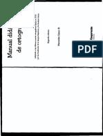 Manual Didactico de Ortografia (1)