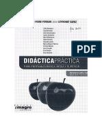 Fiori, E - Leymonié, J , Didáctica Práctica (2014) , Uruguay, edit. Magro CONTRATO DIDÁCT. TRANSPOSICIÓN DIDÁCT.CONSTRUCTIVISMO.docx