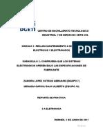 Informe ECA