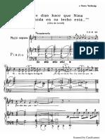 4 Canciones - Antonio Maria Valencia