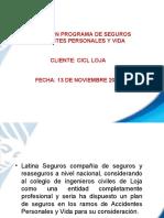 Oferta Latina de Seguros1