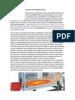Filosofia de Operación de Uma Planta Termoelectrica