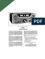 Hallicrafters_SR150 HF Tranciever_Service Manual