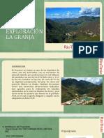 Plan de Cierre de Minas La Granja...