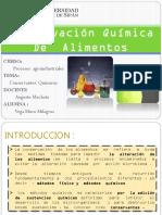 Conservación Química De  Alimentos.pptx