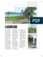 Julie Kendrick for USA Today's Go Escape Magazine -- Minneapolis' Grand Rounds