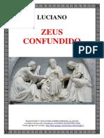 Zeus Confundido Ed.bilingue - Luciano