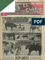El Clarín (Valencia). 10-3-1928