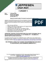 MPTO 1603 PChart Alert panama