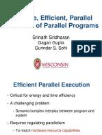 20150826_Guri Sohi_Adaptive Efficient Parallel Execution of Parallel Programs.pdf