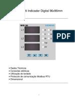 Manual Siemens Mid 96