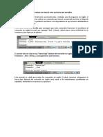 Utilizar Comandos en Inglés Con AUTOCAD en Español