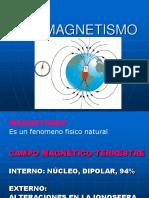 Paleomagnetismo - Geologia