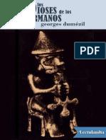 Los Dioses de Los Germanos - Georges Dumezil