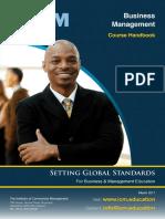 Business Management Handbook