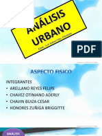 Analisis Urbano Grupo D
