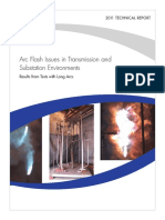 Arc Flash Issues in Transmission And
