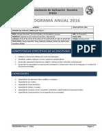 Programa de Fisica i 4 Ano Dad 2016
