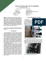 Ieee Ias Meblen Tshort Arc Flash Testing Typical 480V Utility Equipment 2012