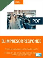 AA.vv. - El Impresor Responde