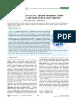 Ab Initio Investigation on CuCr Codoped Amorphous Carbon Nanocomposite Li Et Al 2015