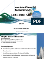 Chapter 22 Current Liabilities