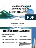 Noncurrent Liabilities Part 1