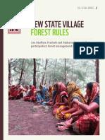 Village Forests Legal Brief 2