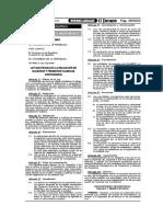 28551 Ley Que Establece La Obligación Para Elaborar Planes de Contingencia