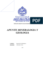 Apunte Mineralogia y Geologia