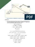 Analisis Del Mecanismo Biela Manivela