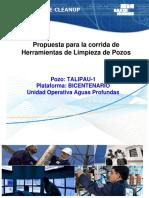 Guia Operativa Limpieza de Pozos TALIPAU