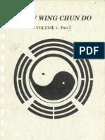Tao of Wing Chun Do - (Volume 1 Part 2)