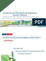 Energìa en La Minerìa